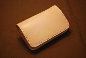 KAYENTA二つ折りレザーウォレット(二つ折り財布)